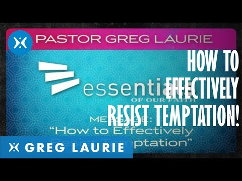 How to Effectively Resist Temptation