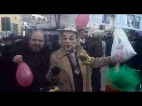 Nel Carnevale di Montemarano rivive la memoria del Professore Luongo