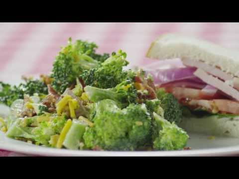 How to Make Broccoli Salad | Salad Recipes | Allrecipes.com