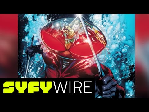 The 7 Essential Black Manta Stories | SYFY WIRE