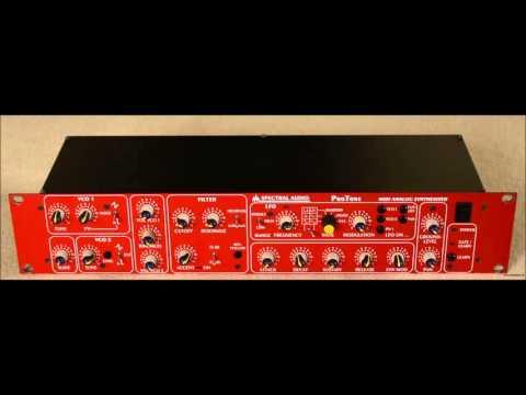 Spectral Audio ProTone Demo