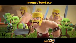 RAP Clash of Clans Vs Clash Royale Especial (Muchos vatos chidos)