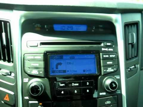 Ihs Auto Reviews Hyundai Blue Link In Vehicle Navigation Demo