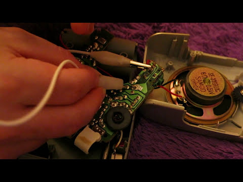 Circuit Bending Radio