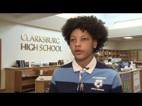 Sienna - Clarksburg High School