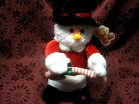 Christmas Musical & Animated Snow Man