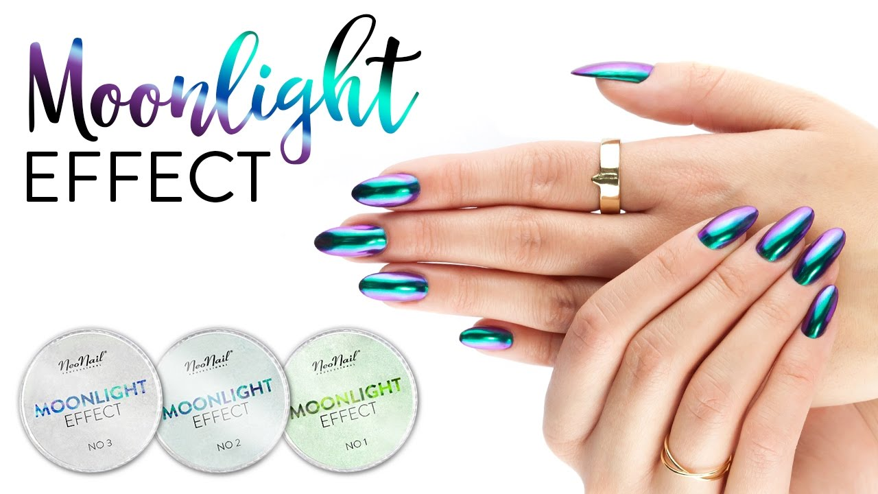 Moonlight Effekt Nägel Anleitung NeoNail I Moonlight Effect - YouTube