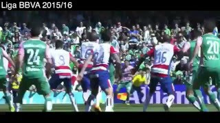 Video Gol Pertandingan Real Betis vs Granada U-23