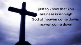 Song of Hope (Heaven Come Down) With Lyrics