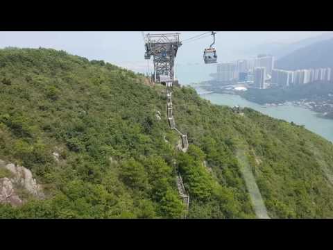 天壇大佛,昂坪360纜車(Ngong Ping Cable Car)