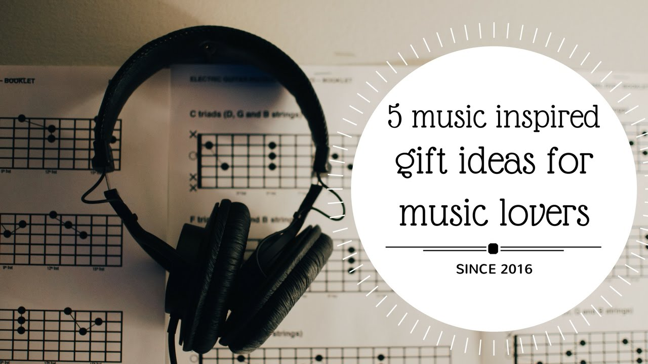 Diy Gifts For Music Lovers Online
