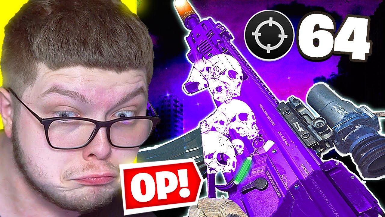 We need to talk about THIS WEAPON now...😱 (Modern Warfare Warzone)