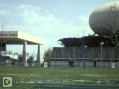 1964 New York World's Fair Film - Rose Porcelli