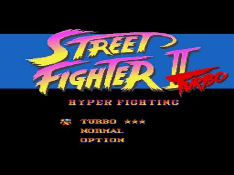 Street Fighter Ii Turbo Hyper Fighting Snes Chun Li Longplay