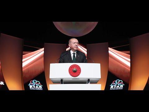 Cumhurbaşkanımız Erdoğan, SOCAR Star Rafinerisi Açılış Töreni'nde konuştu