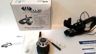 Cujo Control Dog Training Collar Review