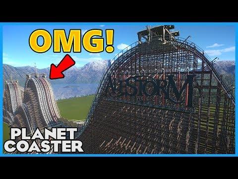 ALESTORM! Quadruple Duelling Gnarler! Coaster Spotlight 294 #PlanetCoaster