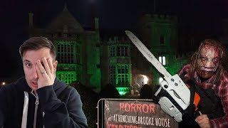 Video Blog #42 - Horror at Hinchingbrooke House 2018 - EXCLUSIVE Maze filming!