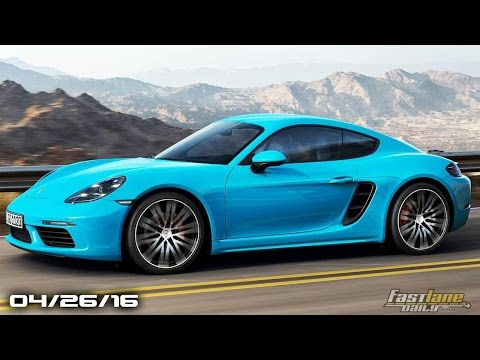 New Porsche 718 Cayman, Tesla Model X Door Issues, Audi A6 and A7 Refreshed - Fast Lane Daily
