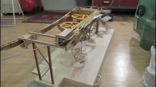 Von Roll Modellsesselbahn 1