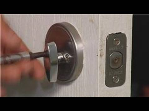 Home Repair Amp Maintenance How To Replace A Deadbolt Lock