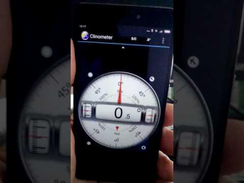 App Clinometer Para Android