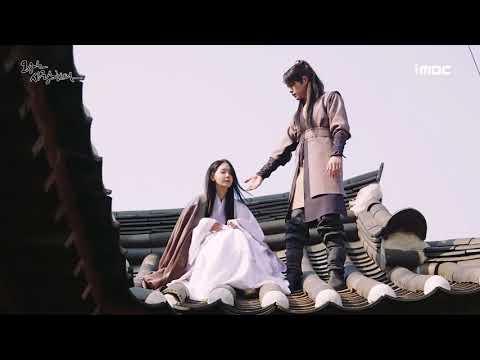 [Making Film] 170814 Im Yoona, Hong Jonghyun - 'The King In Love' (720p)