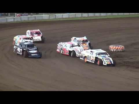 IMCA Modified Heat 3 Independence Motor Speedway 6/29/19