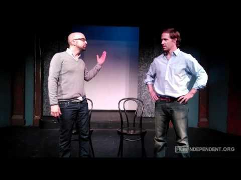Nat Faxon and Jim Rash