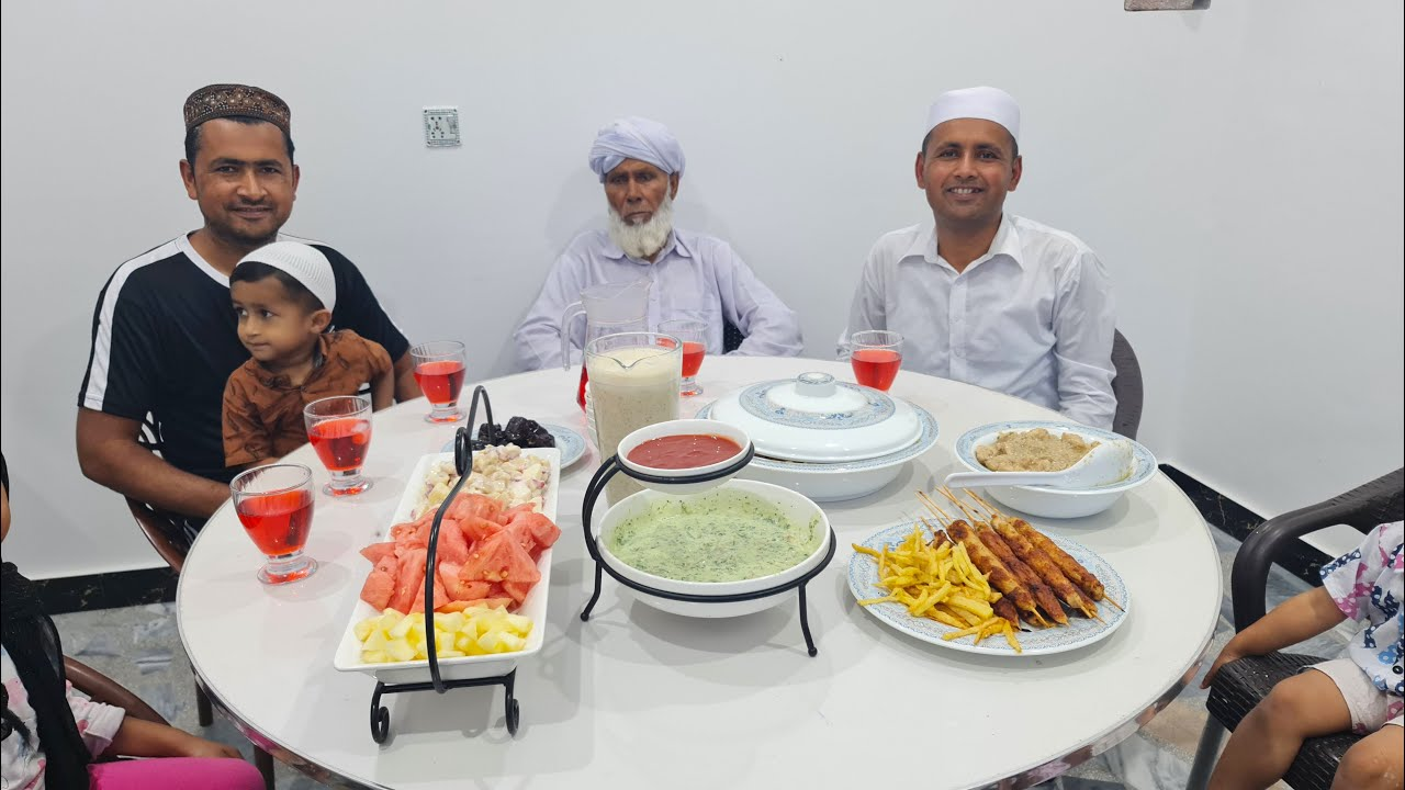 Sehri Aur Iftar Kitchen Routine | Ramzan Routine | Kitchen Routine | Mubashir | Village Food Secrets