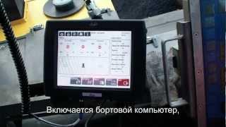 Leica Pave Smart -Аэропорт Сочи (HD).mp4(Видео показывает, как работает система нивелирования на асфальтоукладчике Volvo.Машинист выполняет работы..., 2012-02-28T17:28:48.000Z)