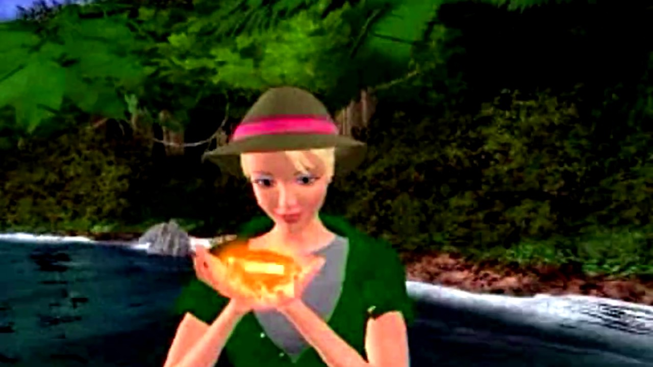 Barbie Explorer – PC Videogame Longplay (2001)