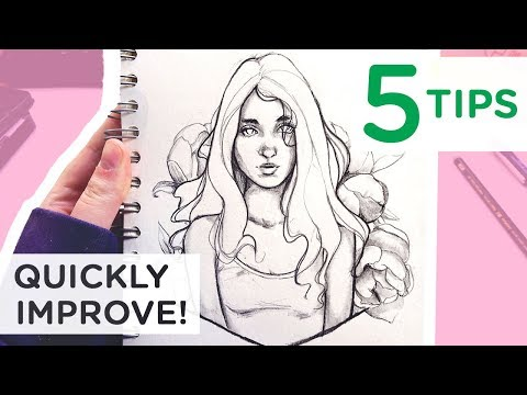 5-tips-to-improve-your-art!-【sketchbook-secrets-that-worked-for-me】