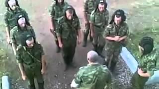 Прикол  Инструктор по вождению танка