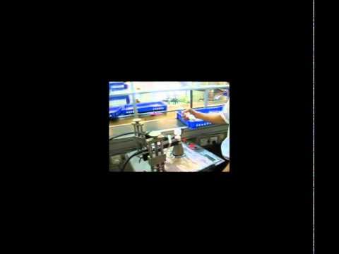 EC-Jet CIJ inkjet printer