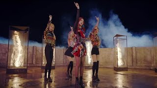 BLACKPINK(블랙핑크) '불장난'(PLAYING WITH FIRE) MV 공개 (STAY, JENNIE, ROSÉ, JISOO, LISA) [통통영상]