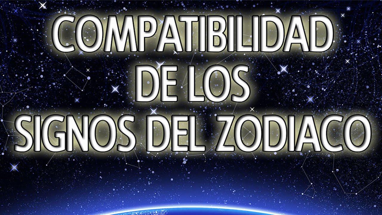 Compatibilidad de los signos del zodiaco youtube - Signos del zodiaco en orden ...