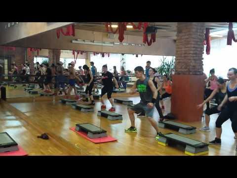 Power Step - 24FIT Sibiu - Conventie ABC Fitness Bucuresti part.2