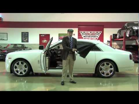 Rolls-Royce Ghost--D&M Motorsports Test Drive Review 2012 Chris Moran