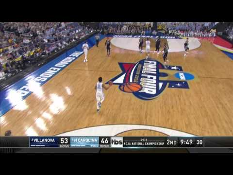 Villanova's Ryan Arcidiacono goes for 16 points in win over North Carolina
