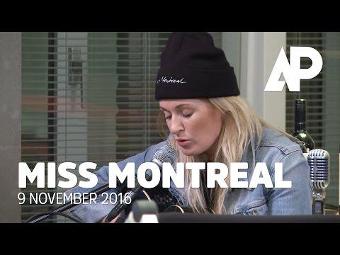 Houd jij het droog bij dit liedje van Miss Montreal?