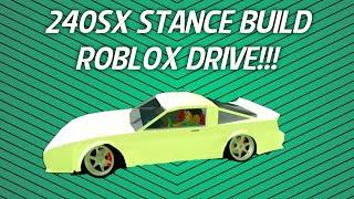 ROBLOX - Drive 240SX Stance Build