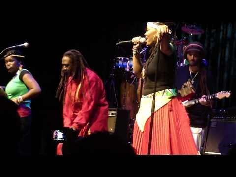 Lucky Dube Celebration Tour - Nkulee Dube (Daughter of Lucky Dube) 2010 10