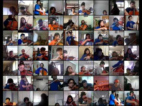 Upbeat Perform Video // Moanalua Middle School Orchestra