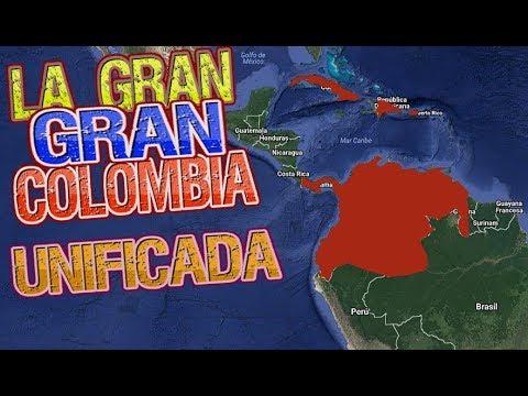 El regreso de la Gran Colombia