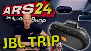 видео JBL TRIP Bluetooth аудио-адаптер