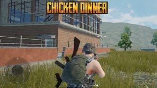 """Pubg Chicken Dinner"" Fight- Kill Everyone  With Gun-: (Pubg)"