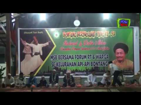 Majelis Sholawat Bontang Bersama KH. Amin Maulana Budi Harjono