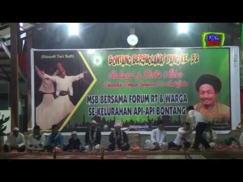 PKTV BONTANG | Majelis Sholawat Bontang Bersama KH. Amin Maulana Budi Harjono