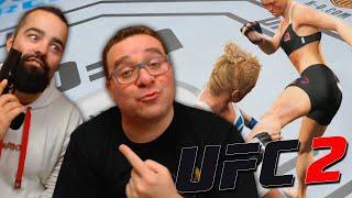 UFC 2 O DESAFIO BB GUN | RIC vs STREET
